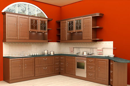 Kitchen on Modular Kitchens